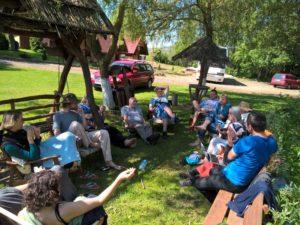 International seminar at Valea