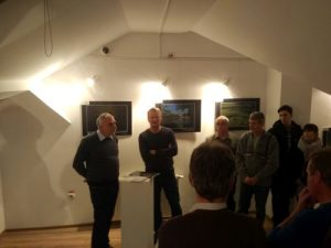 "Awards ceremony and photo exhibiton of ""Living places from the future"" photo contest"
