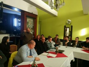 Round table about mobility in Gheorgheni
